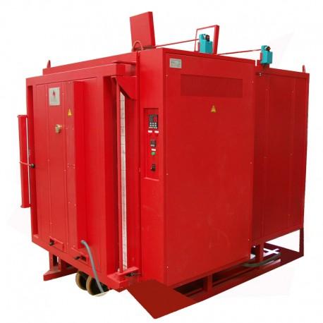 FOUR ELECTRIQUE SMF FIBRE 1500 L 1150°C