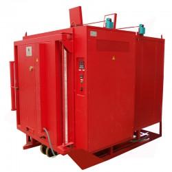 FOUR ELECTRIQUE SMF FIBRE 500 L 1150°C