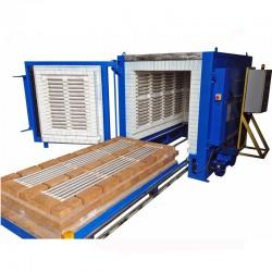 FOUR ELECTRIQUE SMG FIBRE 5000 L 1320°C
