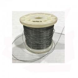 PETIT CABLE INOX GAINE EN 0.7 MM - LE M
