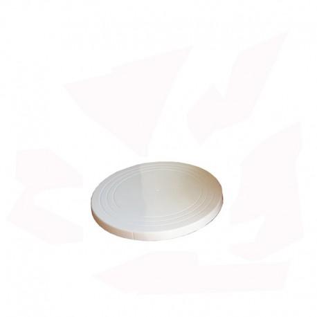 TOURNETTE DE TABLE PLASTIQUE Diam.270 mm H. 37 mm