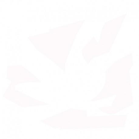 EMAIL GRES 0.6054 BLANC OPAQUE CRAQUELE
