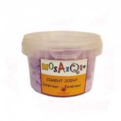 CIMENT JOINT LILAS 250 G