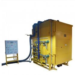 Four gaz JET 1320°C 2 m3