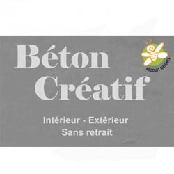 BETON CREATIF POT 1KG