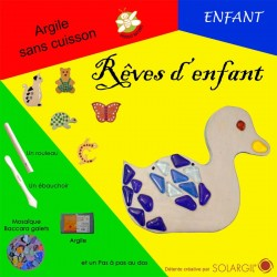 Kit Enfant Animal CANARD