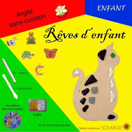 Kit Enfant Animaux CHAT
