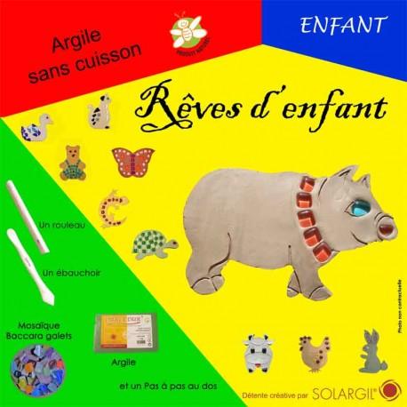 Kit Enfant Animaux COCHON