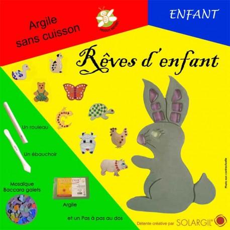Kit Enfant Animaux LAPIN
