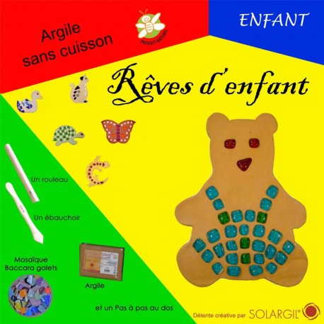 Kit Enfant Animal OURS