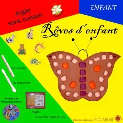 Kit Enfant Animaux PAPILLON