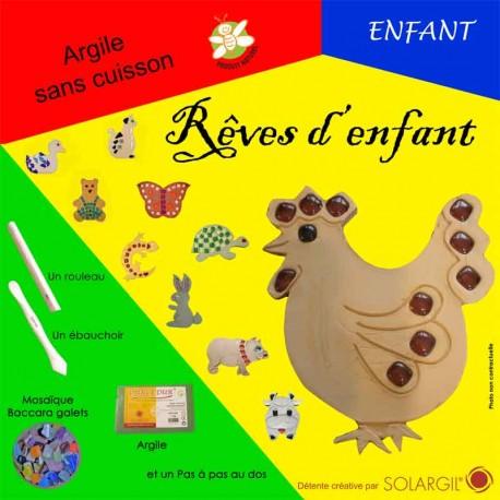 Kit Enfant Animaux POULE