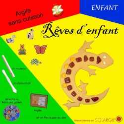 Kit Enfant Animaux SALAMANDRE