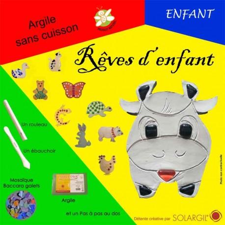 Kit Enfant Animaux VACHE