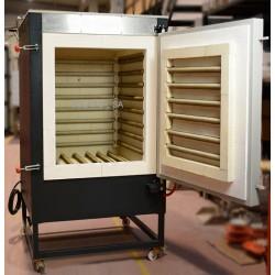FOUR RSH.400 L- 5 FACES CHAUFFANTES 1300°C