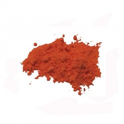 "PIGMENTS ORANGE A LA CHAUX ""6340"""