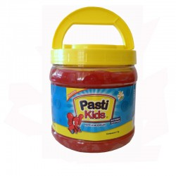 PASTI'KIDS ROUGE POT 1KG