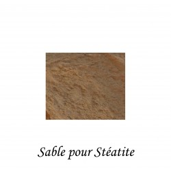 SABLE POUR STEATITE SACHET 1 KG
