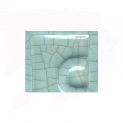 EMAIL CRAQUELE 5811 VERT TURQUOISE TRANSPARENT