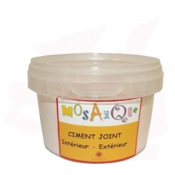 CIMENT JOINT ROSE DRAGEE 250G