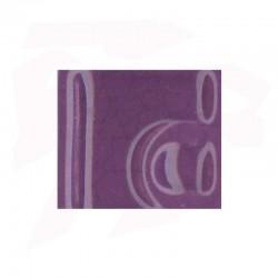EMAIL 5936 VIOLINE (EX.E-31018/6) CRAQUELE OPAQUE SANS PLOMB