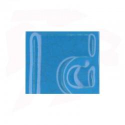 EMAIL 5937 BLEU CELESTE (EX.E-31018/7) CRAQUELE OPAQUE SANS PLOMB