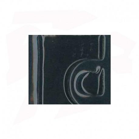 EMAIL 5942 NOIR REGLISSE (EX.E-31018/12) CRAQUELE OPAQUE SANS PLOMB