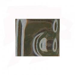 EMAIL GRES/PORCELAINE 0-10137 GRIS VERT SANS PLOMB