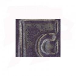 EMAIL GRES/PORCELAINE 0-10272 BLEU NOIR SANS PLOMB