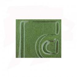 EMAIL GRES/PORCELAINE 0-10538 VERT MOUSSE SANS PLOMB