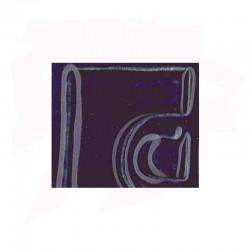 EMAIL GRES/PORCELAINE 0-10541 BLEU COBALT SANS PLOMB