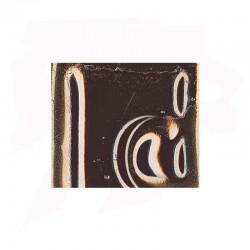 EMAIL GRES/PORCELAINE 0-10566 DORE BRILLANT PLOMBEUX