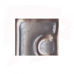 EMAIL GRES/PORCELAINE 0-10567 LUSTRE CUIVRE FONCE PLOMBEUX