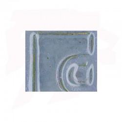 EMAIL GRES/PORCELAINE 0-10200 BLEU MOYEN SANS PLOMB