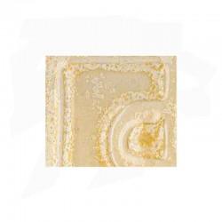 EMAIL GRES/PORCELAINE 0-10275/2 JAUNE CRISTALLISE SANS PLOMB