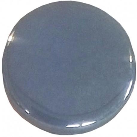 EMAIL LUSTRE METALLISE BLEU-GRIS REACTIF R1006