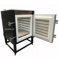 FOUR RSH.750 L- 5 FACES CHAUFFANTES 1300°C