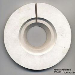RONDELLE REFRAC.DE RENFORT Ø 100 X EP 10 MM