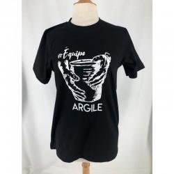 TEE-SHIRT EQUIPE ARGILE