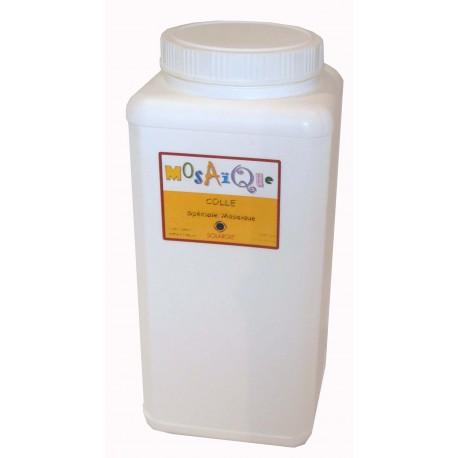 COLLE BLANCHE SPECIALE MOSAIQUE BIDON 1 L