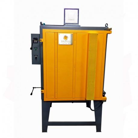 FOUR ELECTRIQUE H-DELTA BRIQUES 300 L 1320°C
