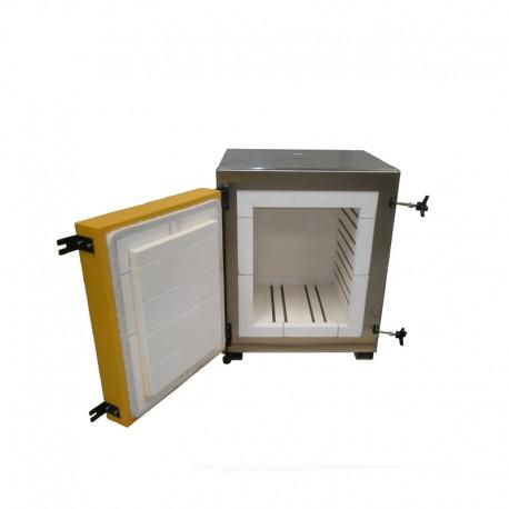 FOUR EKO INOX 110L 1100°C