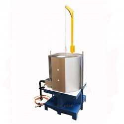 FOUR GAZ CLOCHE RAKU COMPLET 100 L 1150°C MAXI