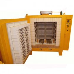 FOUR ELECTRIQUE HCF ALFA FIBRE 500 L 1100°C