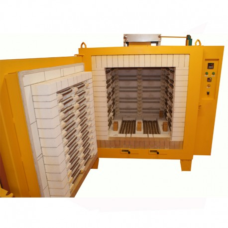 FOUR ELECTRIQUE HCF ALFA FIBRE 2000 L 1320°C