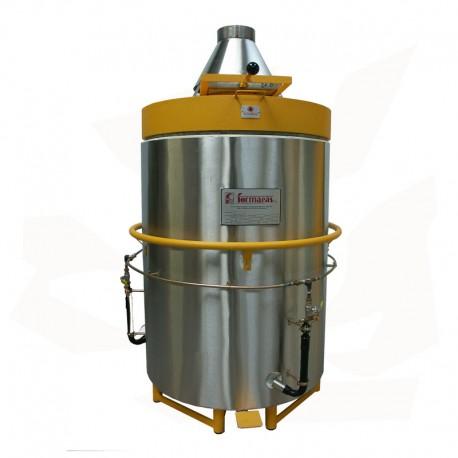 FOUR GAZ VERTICAL 1300°C HGP120 L