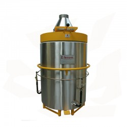 FOUR GAZ VERTICAL 1300°C HGP 75 L