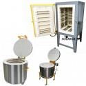 ELECTRIC KILNS 1300-1320°C