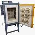 INDUSTRIAL ELECTRIC KILNS 1300-1320°C